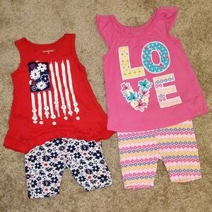 2T Healthtex (2) - 2pc outfits
